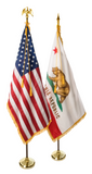 California and U.S. Ceremonial Pairs