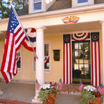House Decor With Liberty Patriotic Wall Eagle