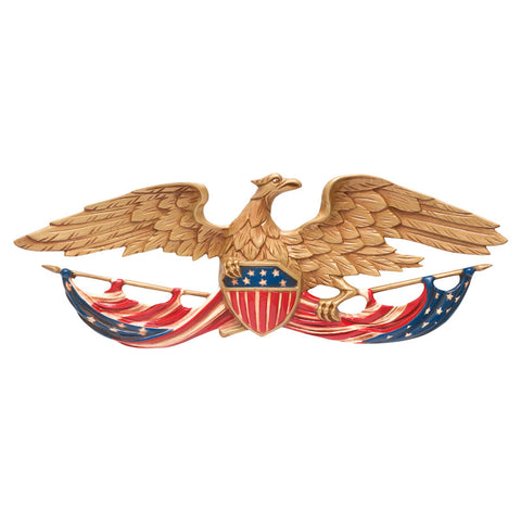 Liberty Patriotic Wall Eagle (front)