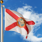 Florida Polyester Outdoor Flags
