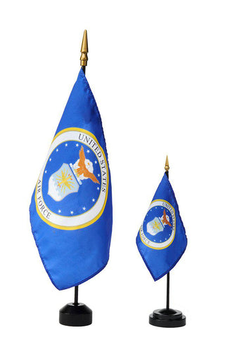 Air Force Small Flags