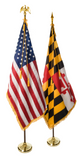 Maryland and U.S. Ceremonial Pairs