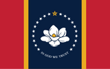 Mississippi Nylon Outdoor Flags
