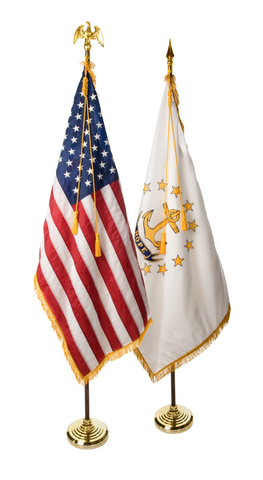 Rhode Island and U.S. Ceremonial Pairs