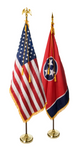 Tennessee and U.S. Ceremonial Pairs