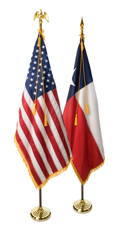 Texas and U.S. Ceremonial Pairs