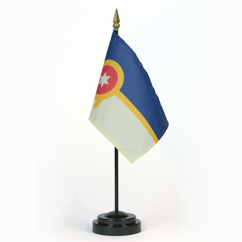 Tulsa Small Flags