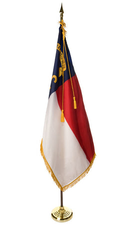 North Carolina Ceremonial Flags and Sets