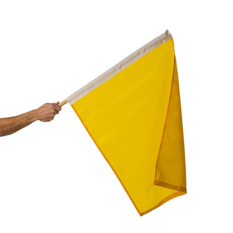 Racing Caution Flags