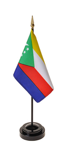 Comoros Small Flags
