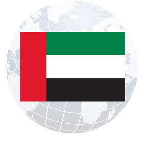 United Arab Emirates Outdoor Flags