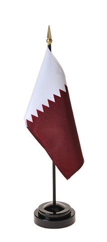 Qatar Small Flags