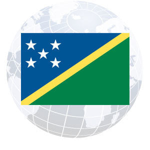 Solomon Islands Outdoor Flags