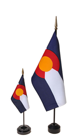Colorado Small Flags