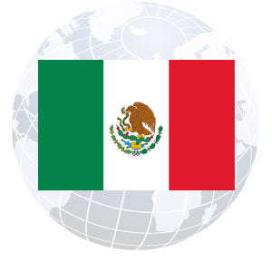 Mexico Outdoor Flags