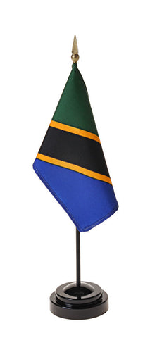 Tanzania Small Flags