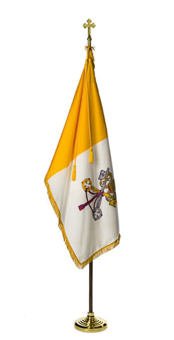 Papal Ceremonial Flags and Sets