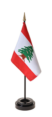 Lebanon Small Flags