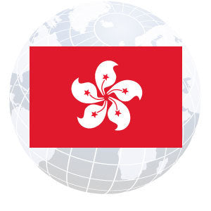 Hong Kong Outdoor Flags