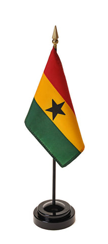 Ghana Small Flags