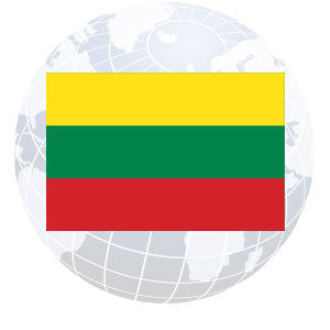 Lithuania Outdoor Flags