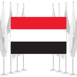 Yemen Ceremonial Flags