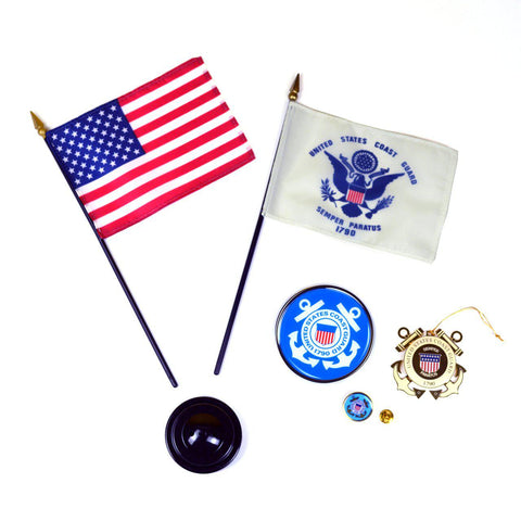 Coast Guard Gift Set