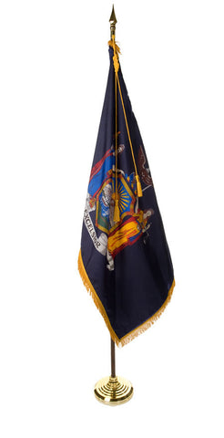 New York Ceremonial Flags and Sets