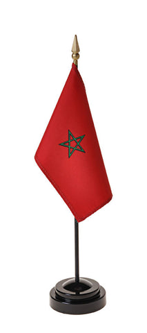 Morocco Small Flags