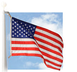 American Flags - Rugged WaveCrest™ Polyester