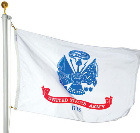 Army Polyester Outdoor Flags