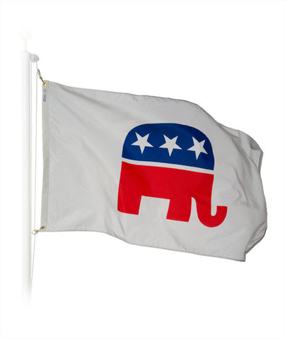 Republican Outdoor Flags