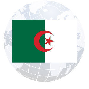 Algeria Outdoor Flags