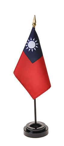 Taiwan Small Flags