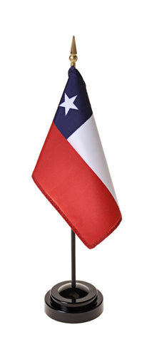 Chile Small Flags