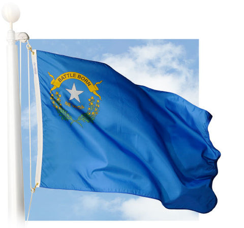 Nevada Outdoor Flags