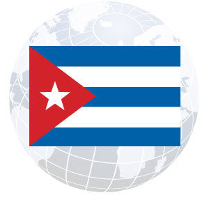 Cuba Outdoor Flags