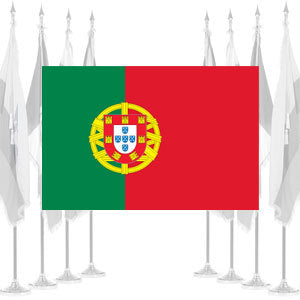Portugal Ceremonial Flags