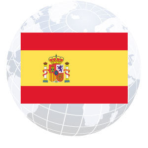 Spain Government Outdoor Flags