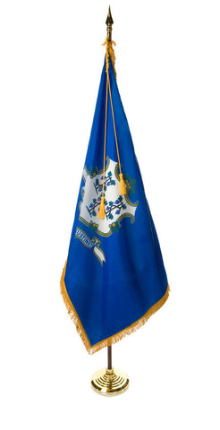 Connecticut Ceremonial Flags and Sets
