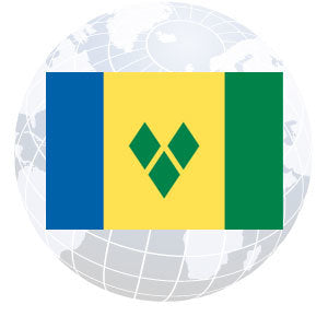St. Vincent and Grenadines Outdoor Flags