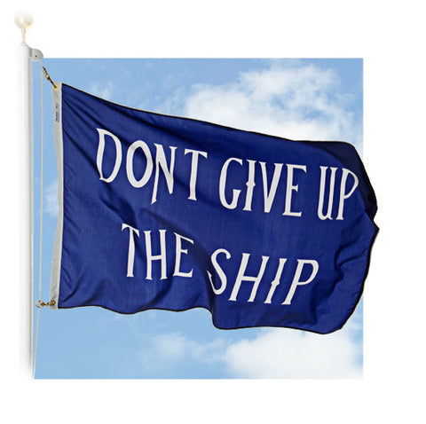 Commodore Perry Outdoor Historic Flags