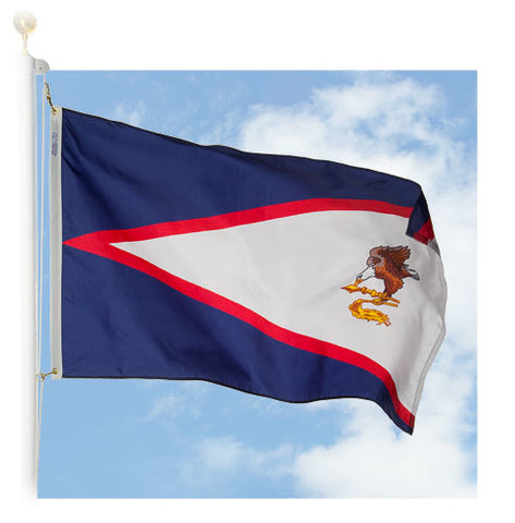 American Samoa Outdoor Flags