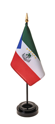Equatorial Guinea Government Small Flags