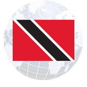 Trinidad and Tobago Outdoor Flags