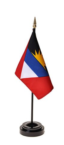 Antigua and Barbuda Small Flags