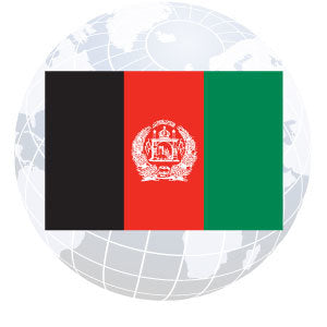Afghanistan Outdoor Flags