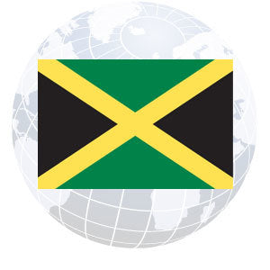 Jamaica Outdoor Flags