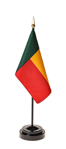 Benin Small Flags