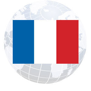 France Outdoor Flags